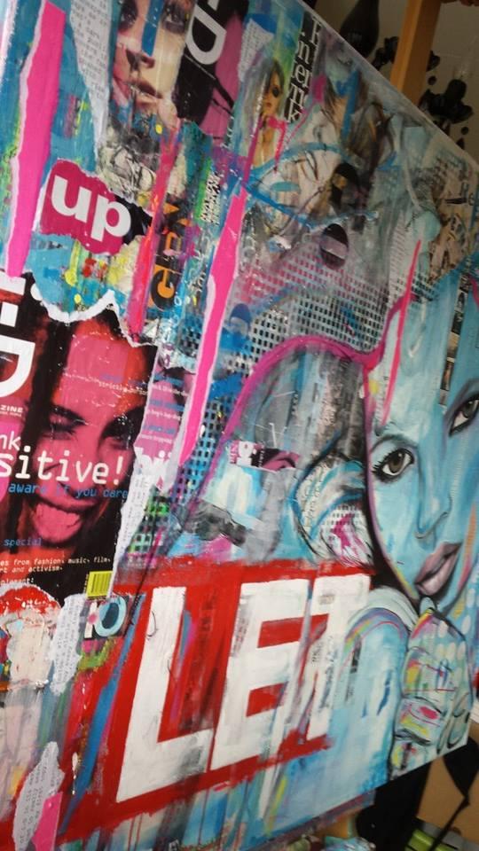 10 tips inspiratie schilderen kunst maken hoe krijg jij inspiratie kunst Janet Edens