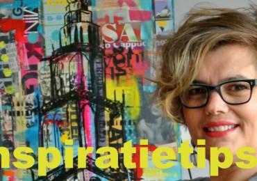 10 tips voor inspiratie tijdens schilderen van kunst Janet Edens