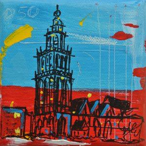 cadeau aandenken relatiegeschenk Groningen