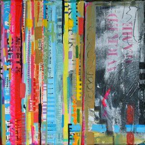 schilderijen kleurrijk betaalbaar mixed media janet edens shop kunstkaarten