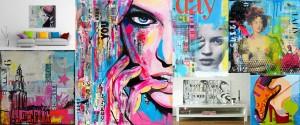 betaalbare artprints van schilderijen mixed media janet edens