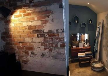 Stenen Muur Interieur : Interieur webshop van janet edens