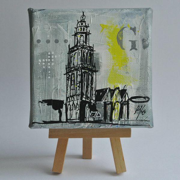 schilderijtje Groningen kopen